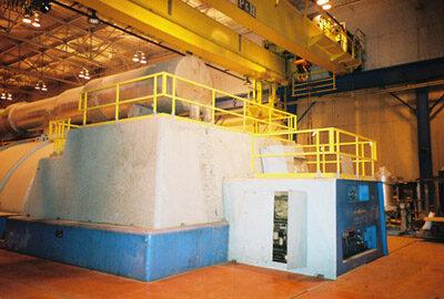 Turbine Handrail FRP Grating